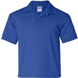 Gildan Ultra Blend Youth Jersey Sport Shirt with Your Slogan