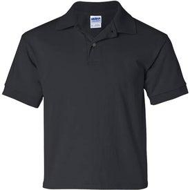 Promotional Gildan Ultra Blend Youth Jersey Sport Shirt