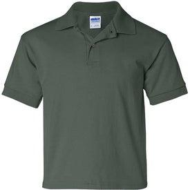 Custom Gildan Ultra Blend Youth Jersey Sport Shirt