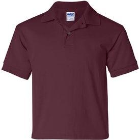 Gildan Ultra Blend Youth Jersey Sport Shirt for Your Church