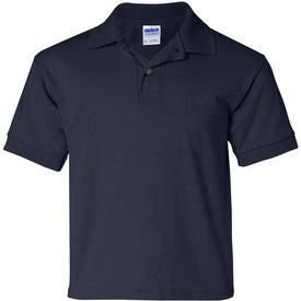 Advertising Gildan Ultra Blend Youth Jersey Sport Shirt