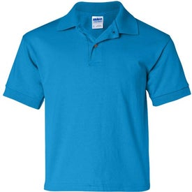 Gildan Ultra Blend Youth Jersey Sport Shirt Branded with Your Logo