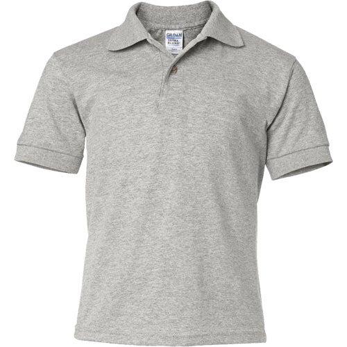 Gildan ultra blend youth jersey sport shirt custom youth for Custom t shirts gildan