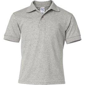 Company Gildan Ultra Blend Youth Jersey Sport Shirt
