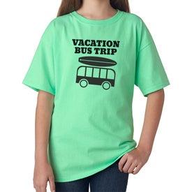 Gildan Youth Ultra Cotton T-Shirt (Colors)