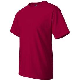 Logo Dark Hanes Beefy T-Shirt