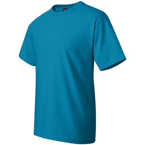 Dark Hanes Beefy T Shirt 100 Cotton T Shirts Ea