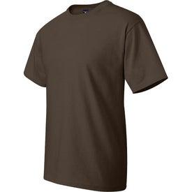 Dark Hanes Beefy T-Shirt