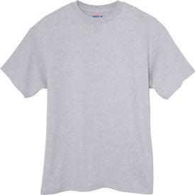 Light Hanes Beefy T-Shirt