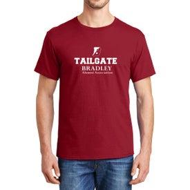 Hanes ComfortSoft 100% Cotton T-Shirt (Colors)