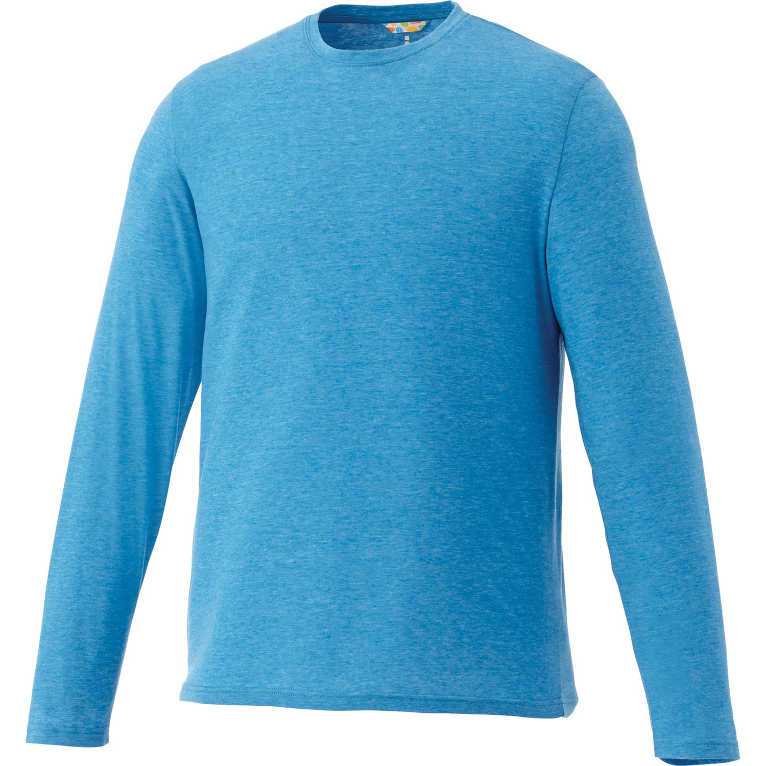 Holt long sleeve tee shirt by trimark men 39 s long for Personalized long sleeve t shirts