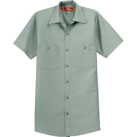 Cornerstone Short Sleeve Industrial Work Shirt for Your Company