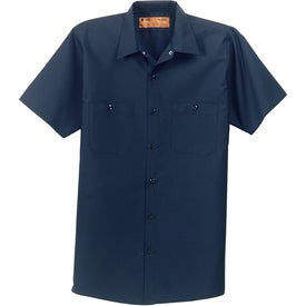 Customized Cornerstone Short Sleeve Industrial Work Shirt