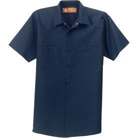Customized Cornerstone Short Sleeve Industrial Work Shirt