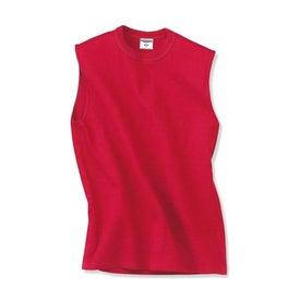 Dark Jerzees Sleeveless T-Shirt for Marketing