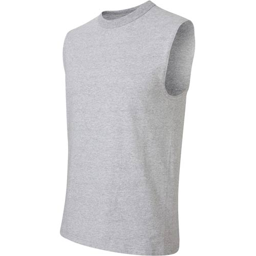 Light Jerzees Sleeveless T-Shirt