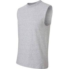 Light Jerzees Sleeveless T-Shirt