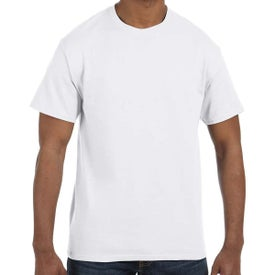Jerzees Adult Dri-Power Active T-Shirt (White)