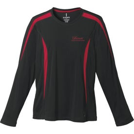 Kemah Long Sleeve Tech Tee by TRIMARK for Your Church