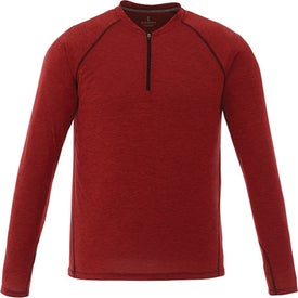 Quadra Long Sleeve Top by TRIMARK (Men's)