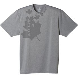Altai Short Sleeve Training Tee by TRIMARK for Marketing