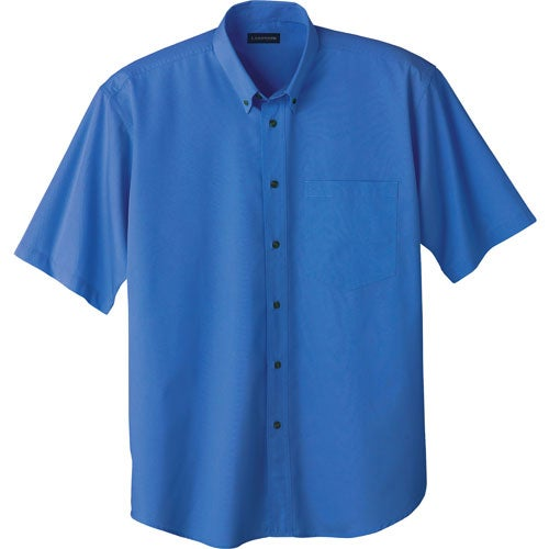 Matson short sleeve dress shirt by trimark men 39 s for Custom pocket t shirts