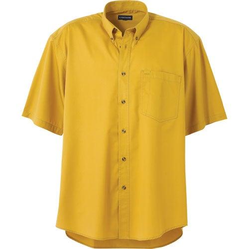 Matson short sleeve dress shirt by trimark men 39 s for Custom t shirt with pocket