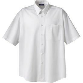 Matson Short Sleeve Dress Shirt by TRIMARK for Advertising