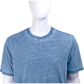 Burnout Jersey Short Sleeve Tee by TRIMARK for Your Church
