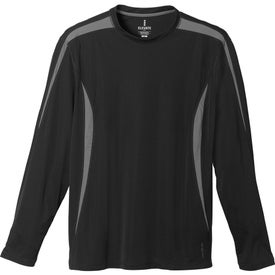 Promotional Kemah Long Sleeve Tech Tee by TRIMARK