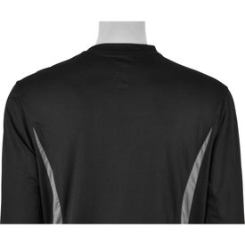 Kemah Long Sleeve Tech Tee by TRIMARK with Your Logo