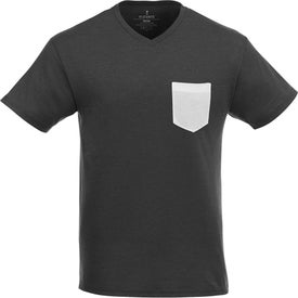 Monroe Short Sleeve Pocket Tees by TRIMARK (Men''s)
