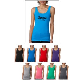 Next Level Jersey Tank Top (Women's)