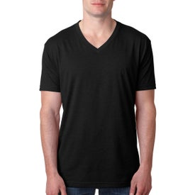 Next Level Premium CVC V T-Shirt (Men's)