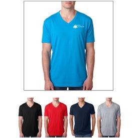 Next Level Men's Premium CVC V T-Shirt (Colors)