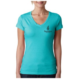 Next Level Perfect Sporty V T-Shirt (Colors)