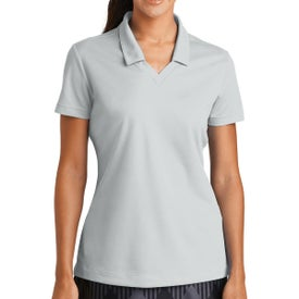 Nike Ladies Dri-Fit Micro Pique Polo (Women's)