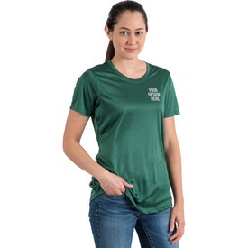 Omi Short Sleeve Tech Tee Shirt by TRIMARK (Women's)