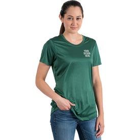 Omi Short Sleeve Tech Tee Shirt by TRIMARK (Women's)