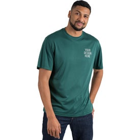 Omi Short Sleeve Tech Tee Shirt by TRIMARK