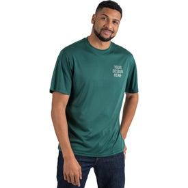 Omi Short Sleeve Tech Tee Shirt by TRIMARK (Men's)