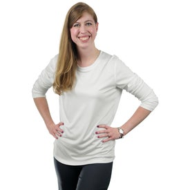 Parima Long Sleeve Tech Tee Shirt by TRIMARK (Women's)