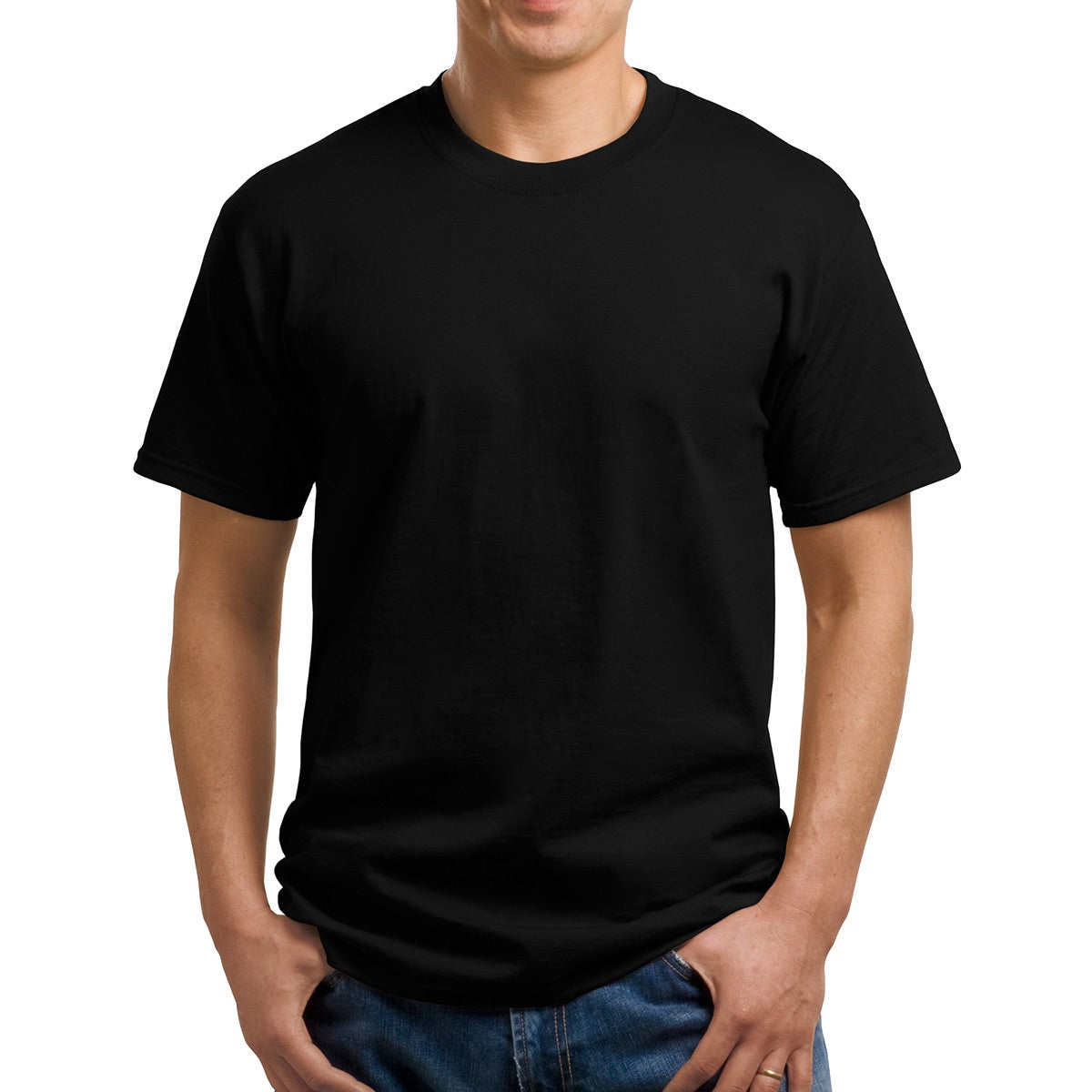 Port and Company Cotton T-Shirt (Colors)