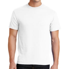 Port & Company Core Blend T-Shirts (Men''s, White)