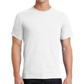 Port & Company Essential T-Shirt (White)