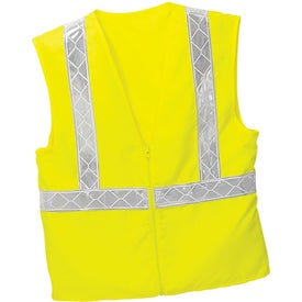 Monogrammed Port Authority Safety Vest