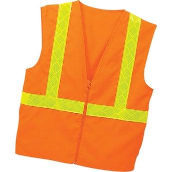 Safety Orange/Reflective