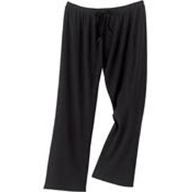 Silver for Her by Hanes 1 x 1 Rib Capri Pant