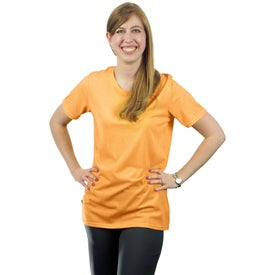 Sarek Short Sleeve Tee Shirts by TRIMARK (Women''s)
