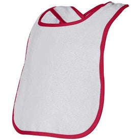 Imprinted Toddler Playwear Bib